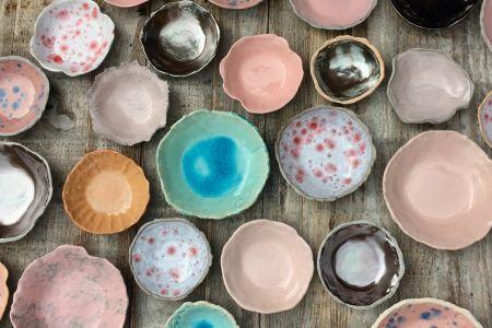 Schaaltjes afleveren bij Pimps&Pearls