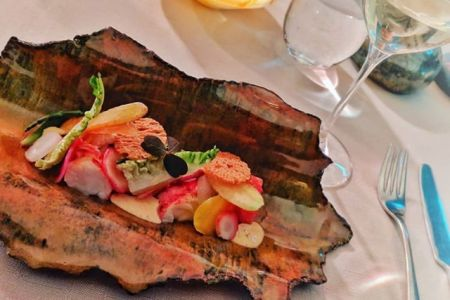 Impressie avond dineren bij restaurant Olivijn, Menno Post 1